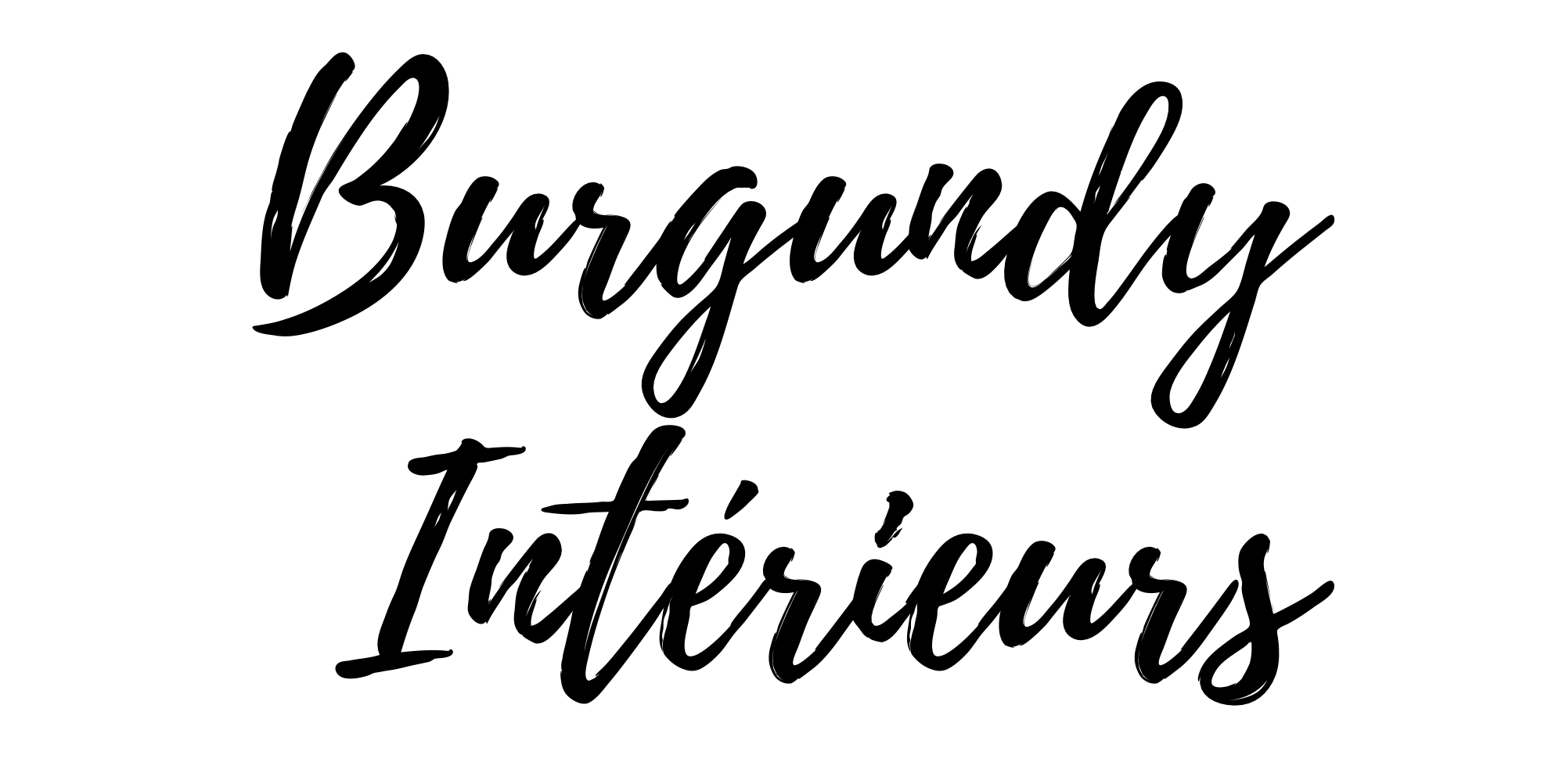 Burgundy Intérieurs